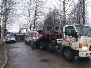 Утилизация автомобилей в СПб